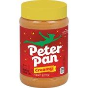 Peter Pan Original Peanut Butter Creamy Peanut Butter 40 Oz