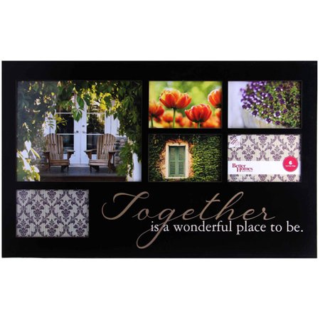 Better Homes And Gardens 6 Opening Together Collage