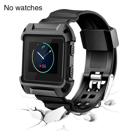 Smart Watch Replacement Strap Large Wristband Watch Band For Fitbit Blaze - image 2 of 10