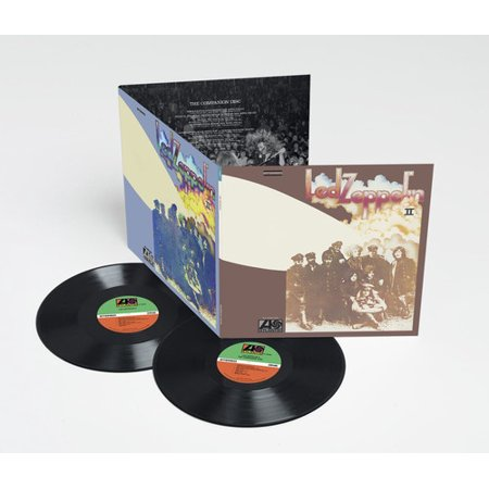 Led Zeppelin Ii (Vinyl) (Led Zeppelin Greatest Hits)