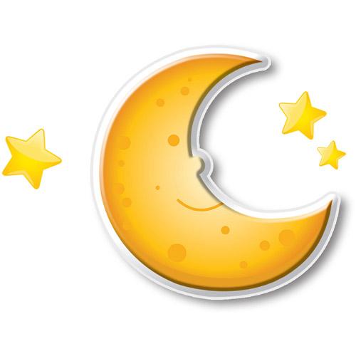 In My Room Jr., Mr. Happy Moon