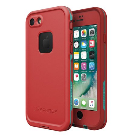official photos 2ed8a 3f0a4 Lifeproof FRE Case For iPhone 7/8 - RED
