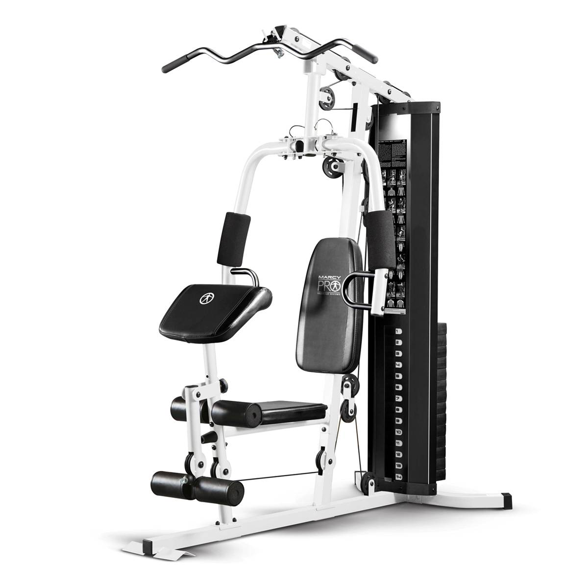 Marcy Dual-Functioning Upper Lower Body Fitness Workout 1...