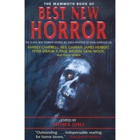 The Mammoth Book of Best New Horror 11 - eBook