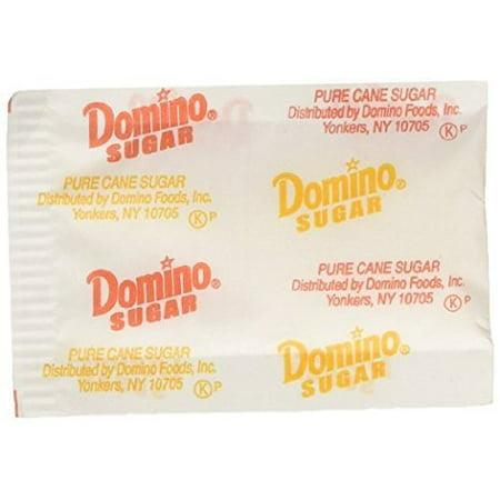 Domino Sugar Packets .10 Oz, 100 -