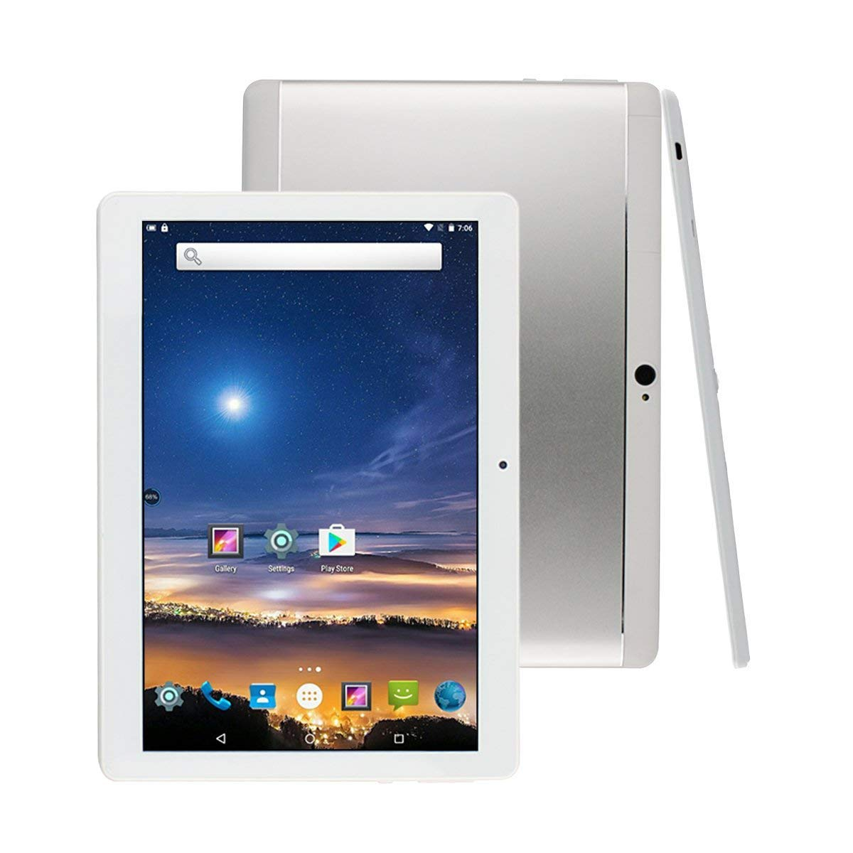 "10/"" inch Tablet PC 8+512GB Android 8.0 Dual SIM Dual Camera GPS Wi-Fi Phablet 20"