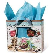 Lissom Design 41037 Large Gift Bag - CD