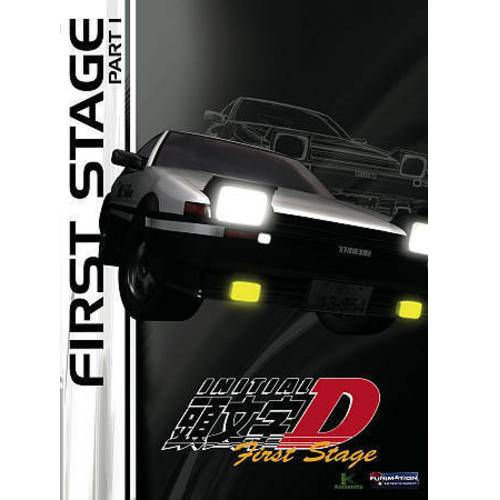 Initial D: First Stage, Part 1