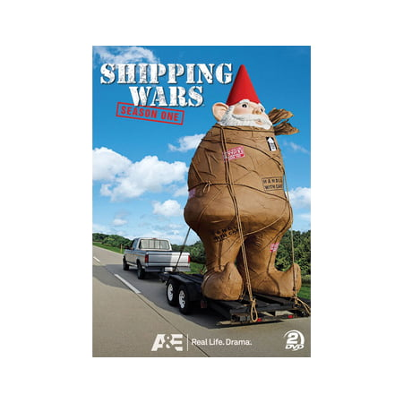Shipping Wars: Season 1 (DVD)