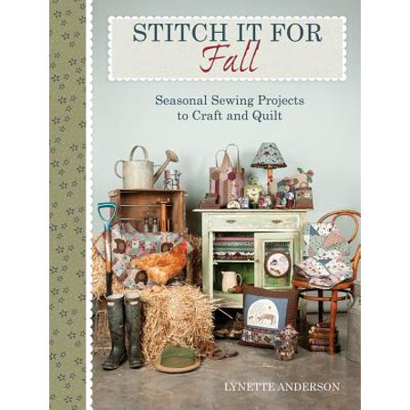 Stitch it for Fall (Fall Craft Projects)