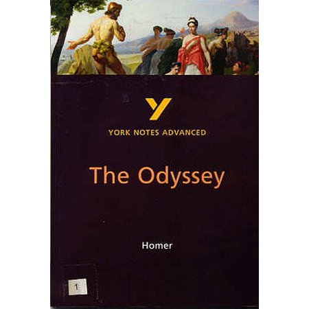 York Notes Advanced : The Odyssey by Homer](note by note documentary)