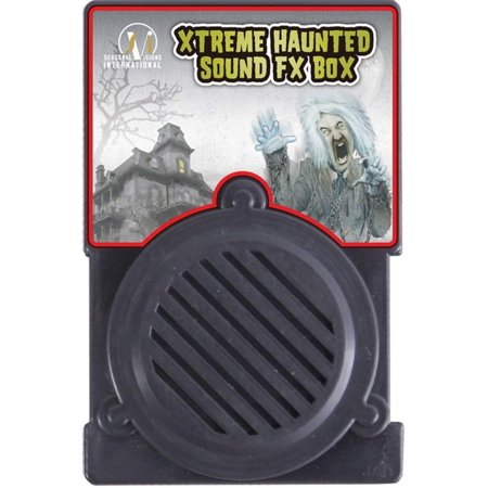 Xtreme Sound Box (Xtreme Haunted Sound Fx Box Prop, MR122716 By)