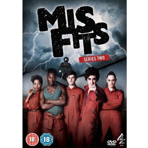 Misfits: Season Two (Full Frame)
