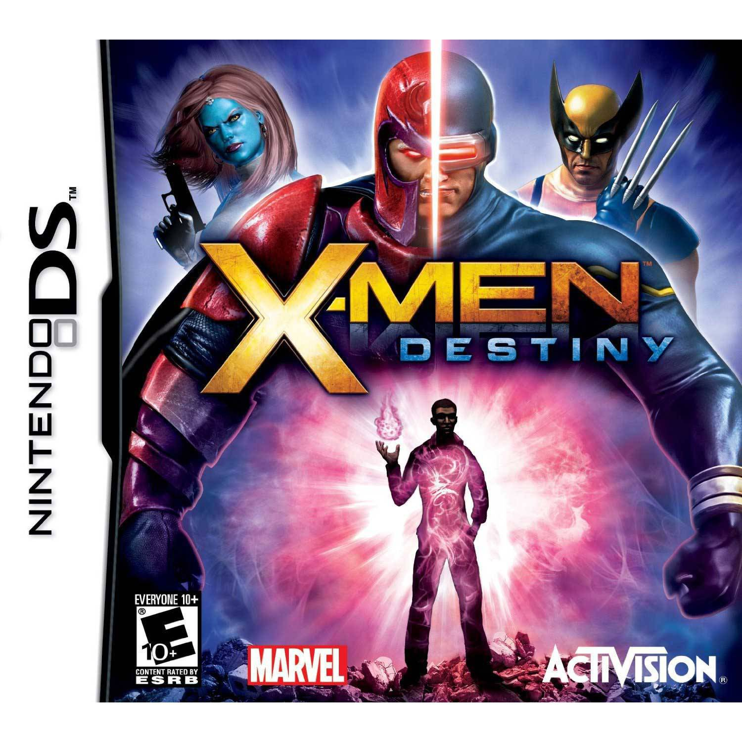 X-Men: Destiny (DS)