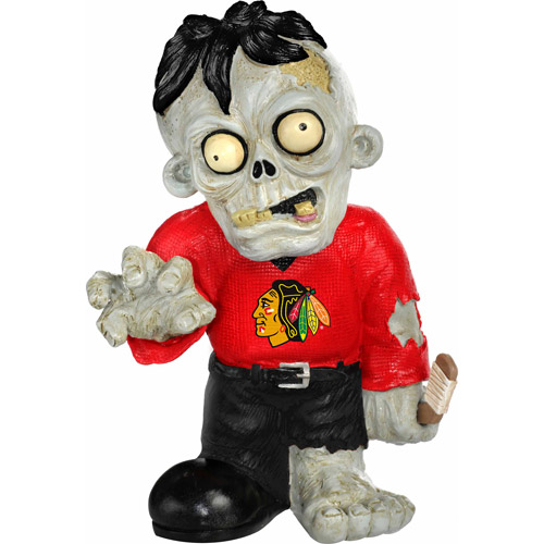 Forever Collectibles NHL Resin Zombie Figurine, Boston Bruins