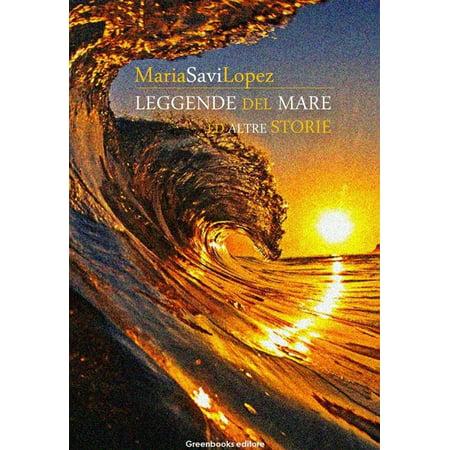 Leggende del mare ed altre storie - eBook](Leggende Halloween)