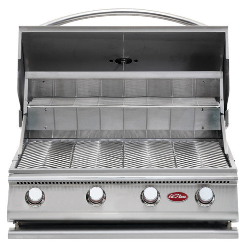 CalFlame G-Series Built-In 4-Burner Gas Grill