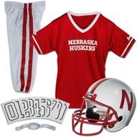 Franklin Sports NCAA Nebraska Cornhuskers Uniform Set, Small