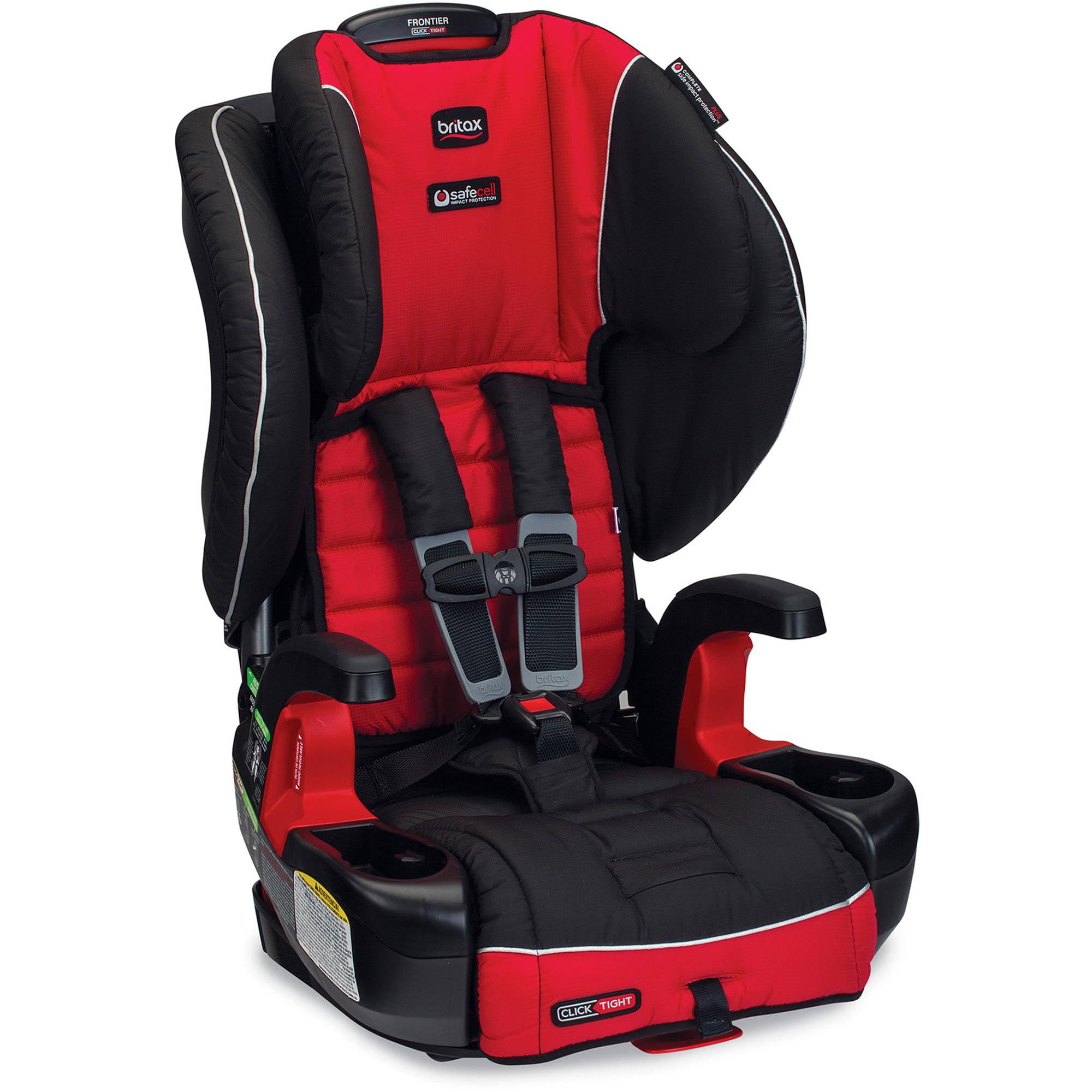 Britax Frontier G1.1 Clicktight Harness Booster Car Seat - Walmart.com