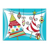 Merry Trees Specialty Gift Cards / Tags - 2.75in. x 3.75in. - 6 Pack