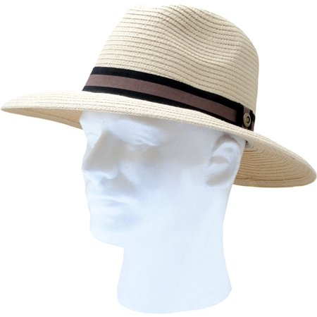444DH Large Men's Braided Hat -