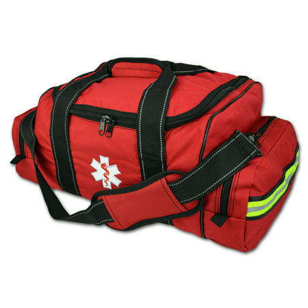 Lightning X Large EMT Medic First Responder EMS Trauma Jump Bag w/