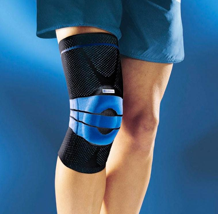 GenuTrain Knee Support - Black (Size 0)