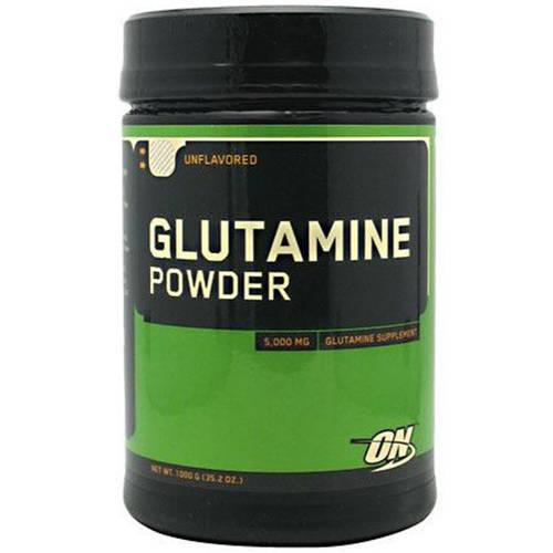 Optimum Nutrition Glutamine Powder, 200 Servings