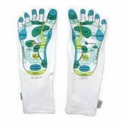 Reflexology Socks Moisturizing socks - Gel Booties (1 Pair)
