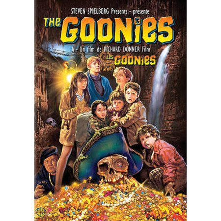 THE GOONIES [DVD] [CANADIAN; FRENCH] - Chunk Goonies