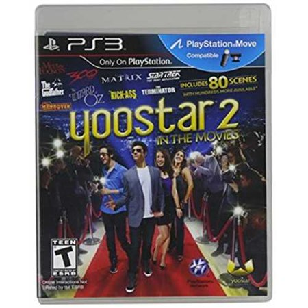 Yoostar 2: In the Movies - Playstation 3 (MOVE) (Cheat Codes For The Godfather 2 Ps3)