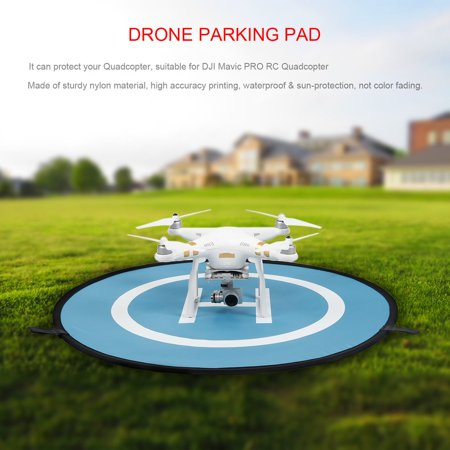 Fast-Foldable Waterproof Universal Nylon Common Dual-sided Use Portable Takeoff Landing Parking Pad for Racing Drone