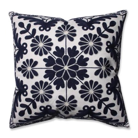 Pillow Perfect Sylvan Indigo 16.5-inch Throw Pillow - Walmart.com