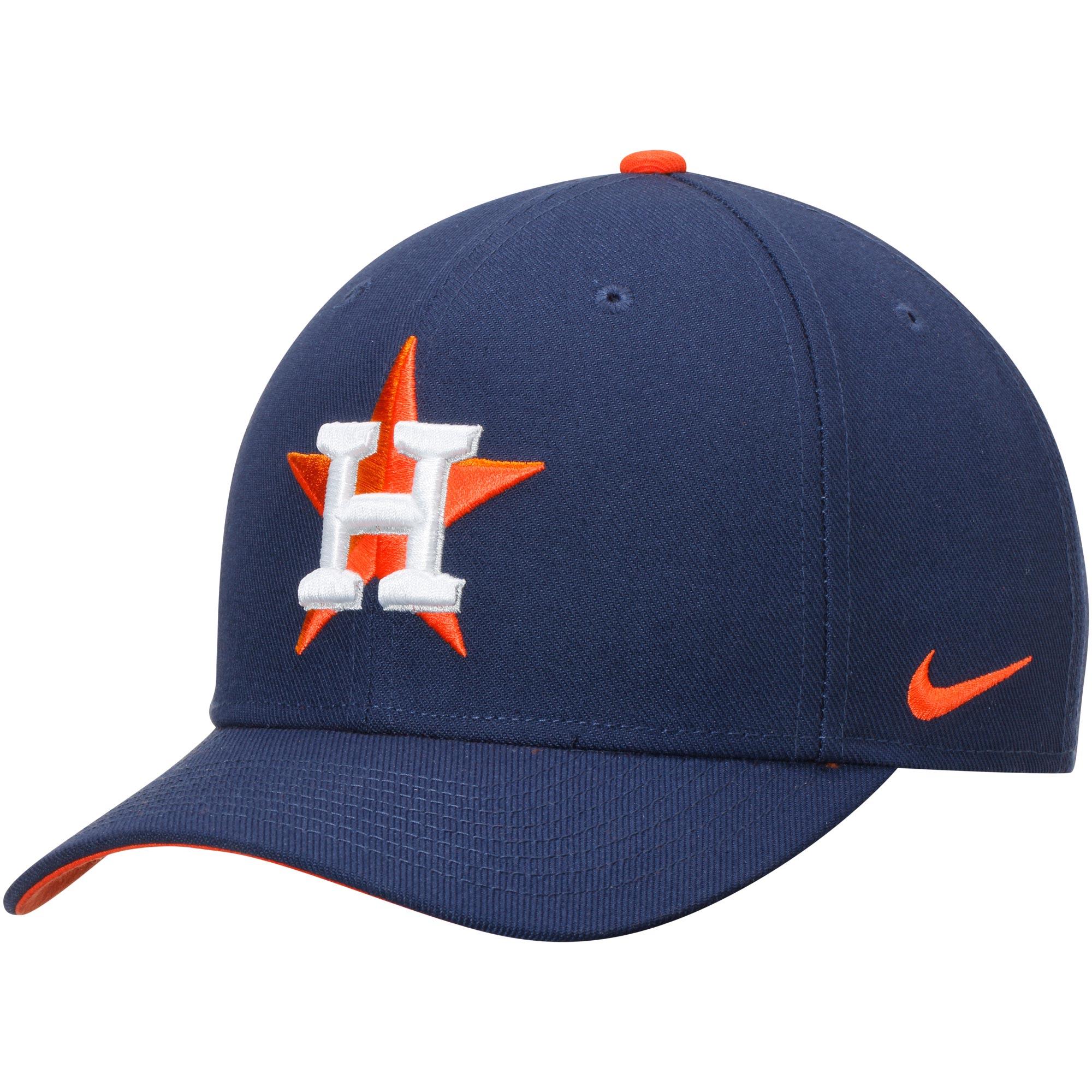 Houston Astros Nike Classic Adjustable Performance Hat - Navy - OSFA