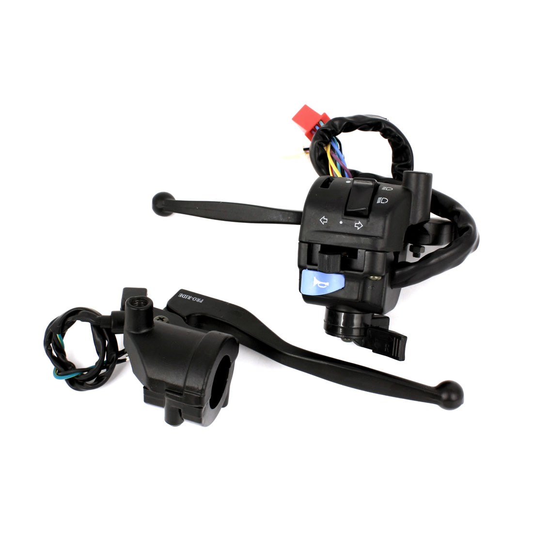 Scooter Motorcycle ATV Left Right Handle Bar Combination Switch Controller