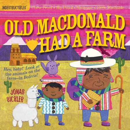 Indestructibles: Old MacDonald Had a Farm - Paperback