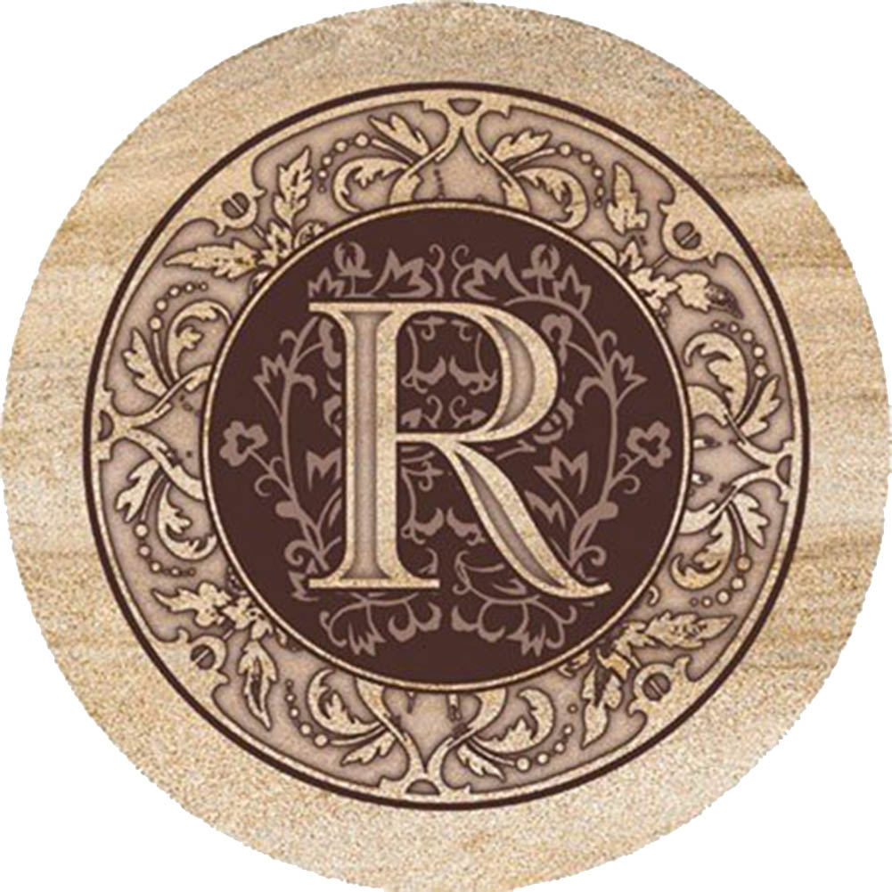 Thirstystone Monogrammed Drink Coasters Set Of 4