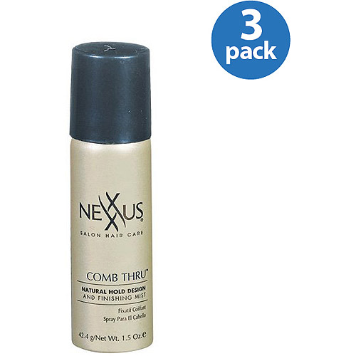 (3 Pack) Nexxus Comb Thru for Volume Finishing Mist 1.5 oz