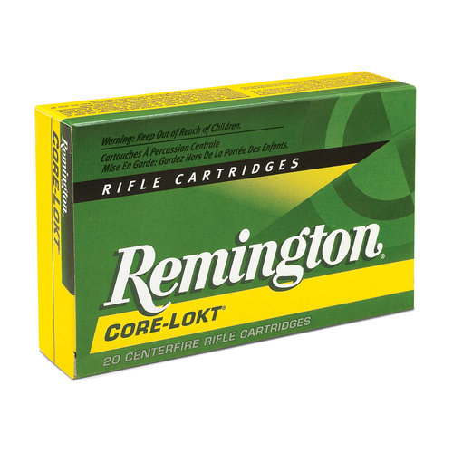 Remington 30-06 Sprg 150gr Pointed Soft Point