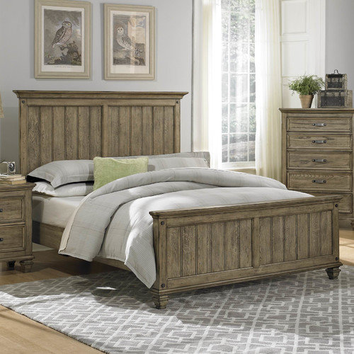Woodhaven Hill Sylvania Panel Bed