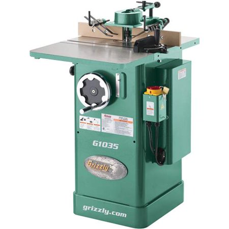 Industrial Shaper (Grizzly Industrial G1035 1-1/2 HP Shaper )