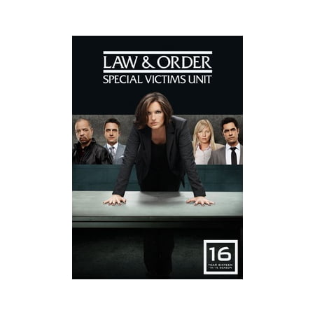 Law & Order Special Victims Unit: Year 16 (DVD)