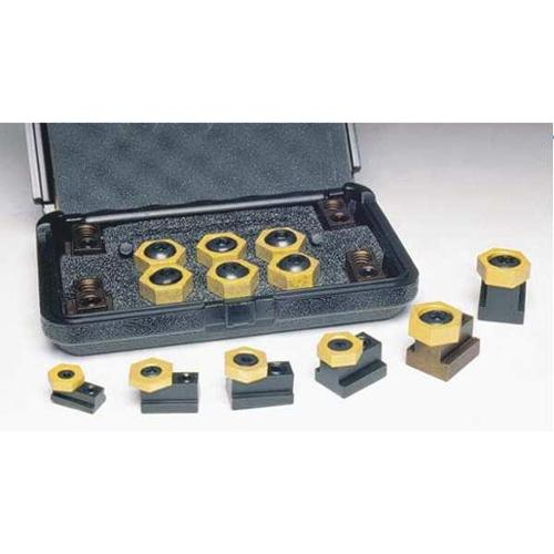 MITEE-BITE PRODUCTS INC 10644 T-Slot Clamp Kit, 5/8in.