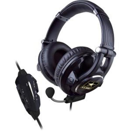 CTA Digital U.S. Army Universal Gaming Headset with 3D Effect