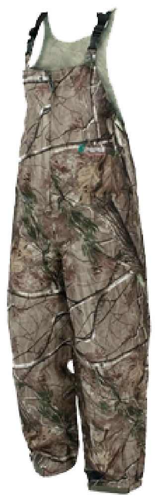 Frogg Toggs Camo Pro Action Rain Bib Realtree Xtra Medium by Frogg Toggs