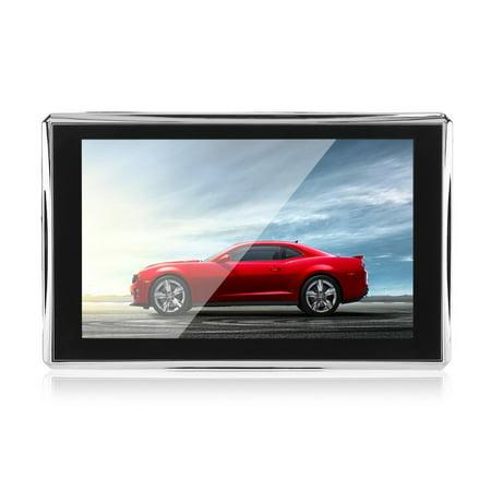 5 Inch X5 Touch Screen 480 X 272 Pixels Car Truck Automotive Gps Navigation