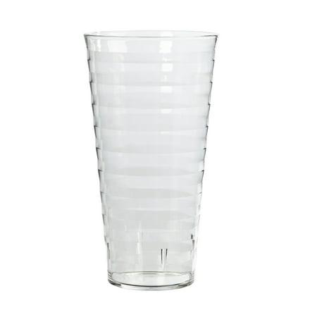 Mainstays Splash 30 Oz. Clear Tumbler