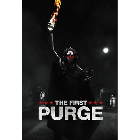 The First Purge (DVD) - The Purge Characters Halloween
