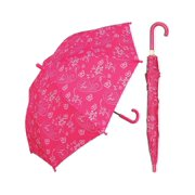girl's paisley print umbrella, 34-inch