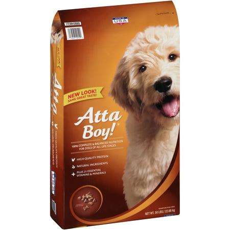 Atta Boy Dog Food Reviews